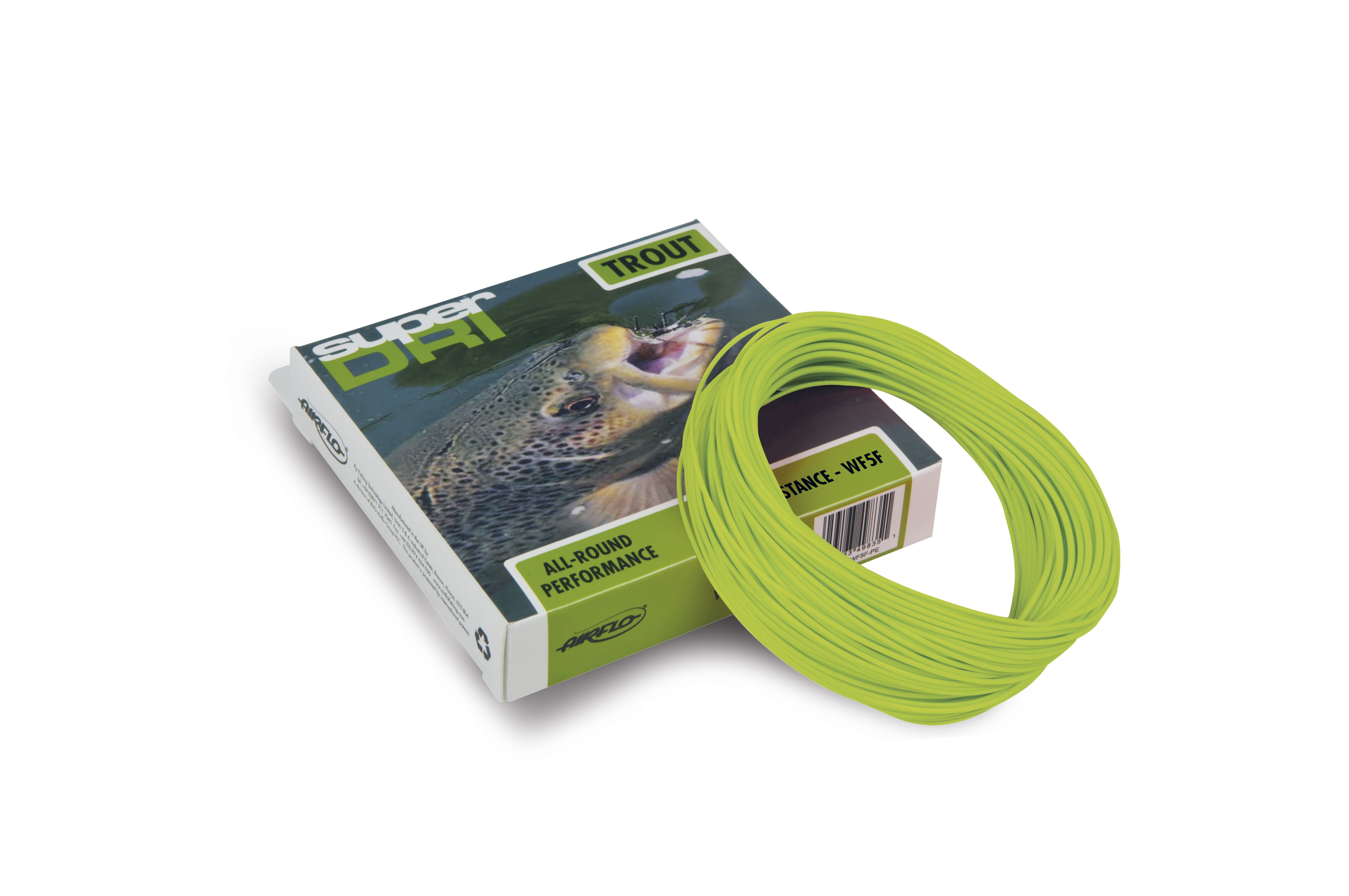 Air Flo Velocity Fly Line GREAT NEW