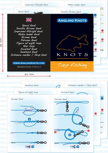 Carp Fishing Knots Booklet