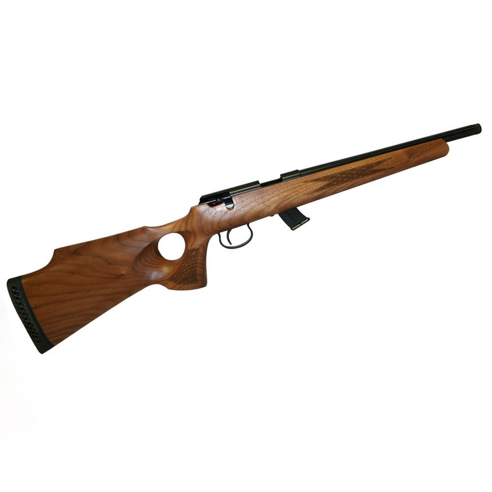 1417 U2  22lr Walnut Thumbhole 14in