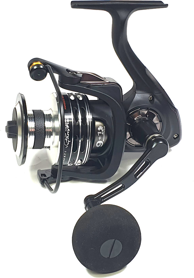 AnyFish Aviator Fixed Spool Reel - Glasgow Angling Centre