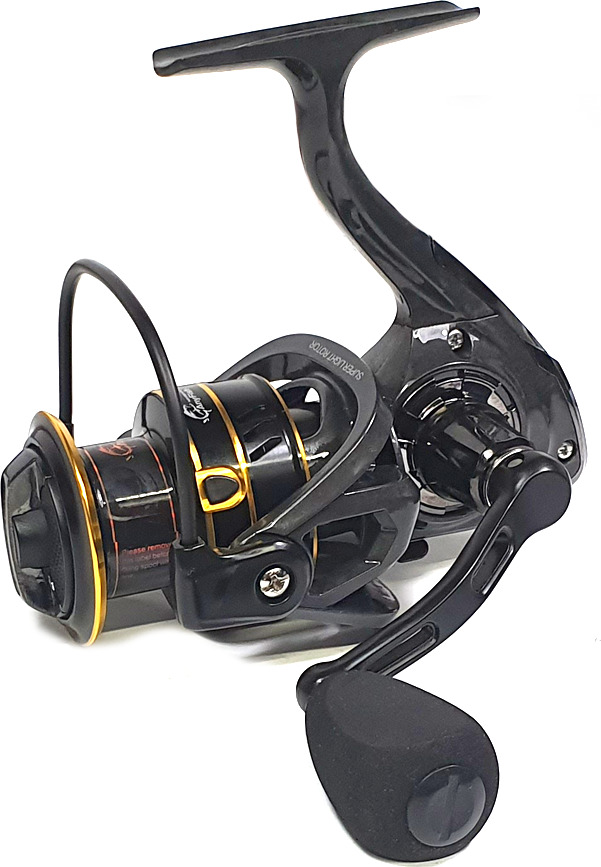 AnyFish Spartan Fixed Spool Reel - Glasgow Angling Centre