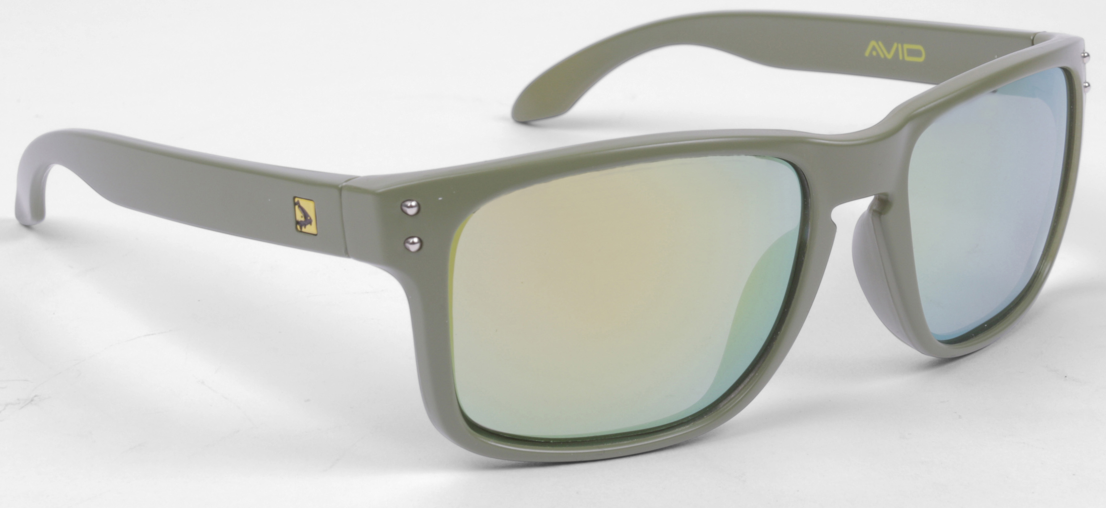 e5bdca6c752 Avid Carp Polarised Sunglasses - Sage - Green Revo Lens – Glasgow ...