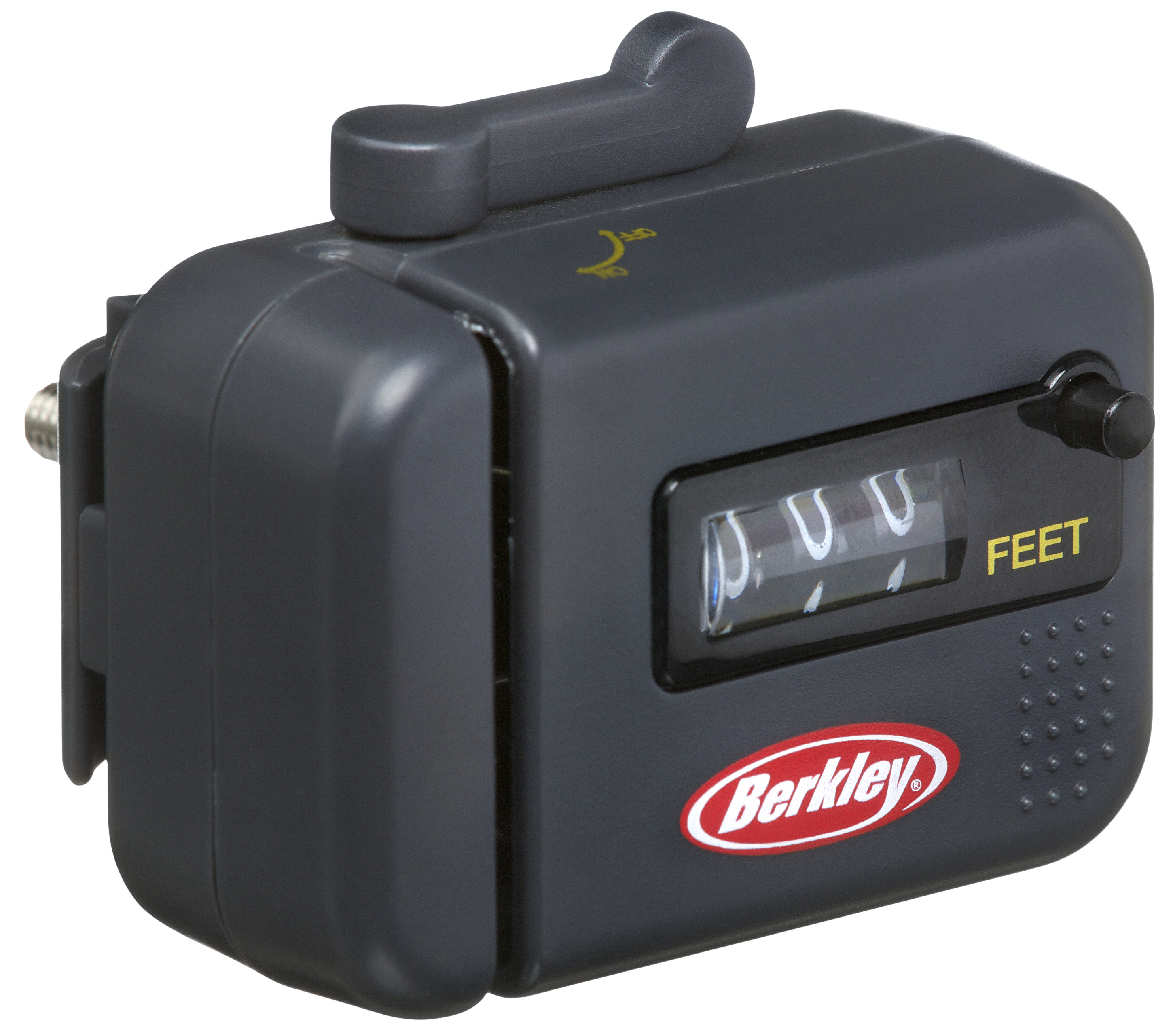 Berkley clip on line counter glasgow angling centre for Fishing line counter