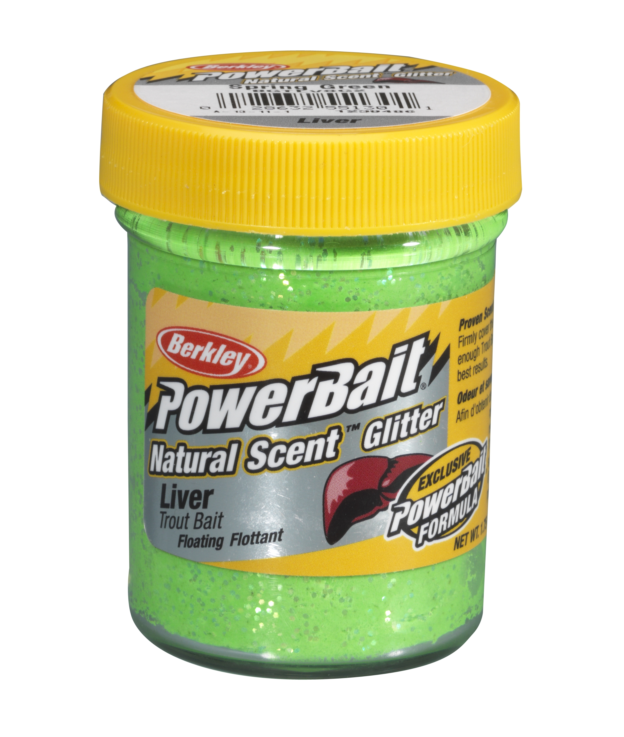 Berkley natural scent powerbait liver glasgow angling centre for Fishing with powerbait