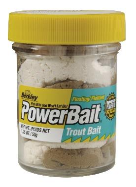 Berkley powerbait jar troutbait glasgow angling centre for Trout fishing with powerbait