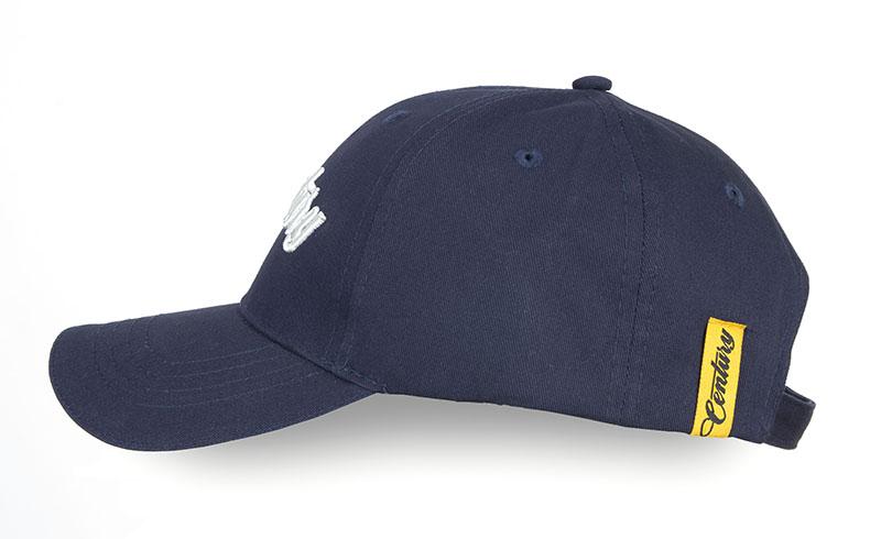 Century Carp Sea Fishing Rods Blue Baseball Cap Hat NEW
