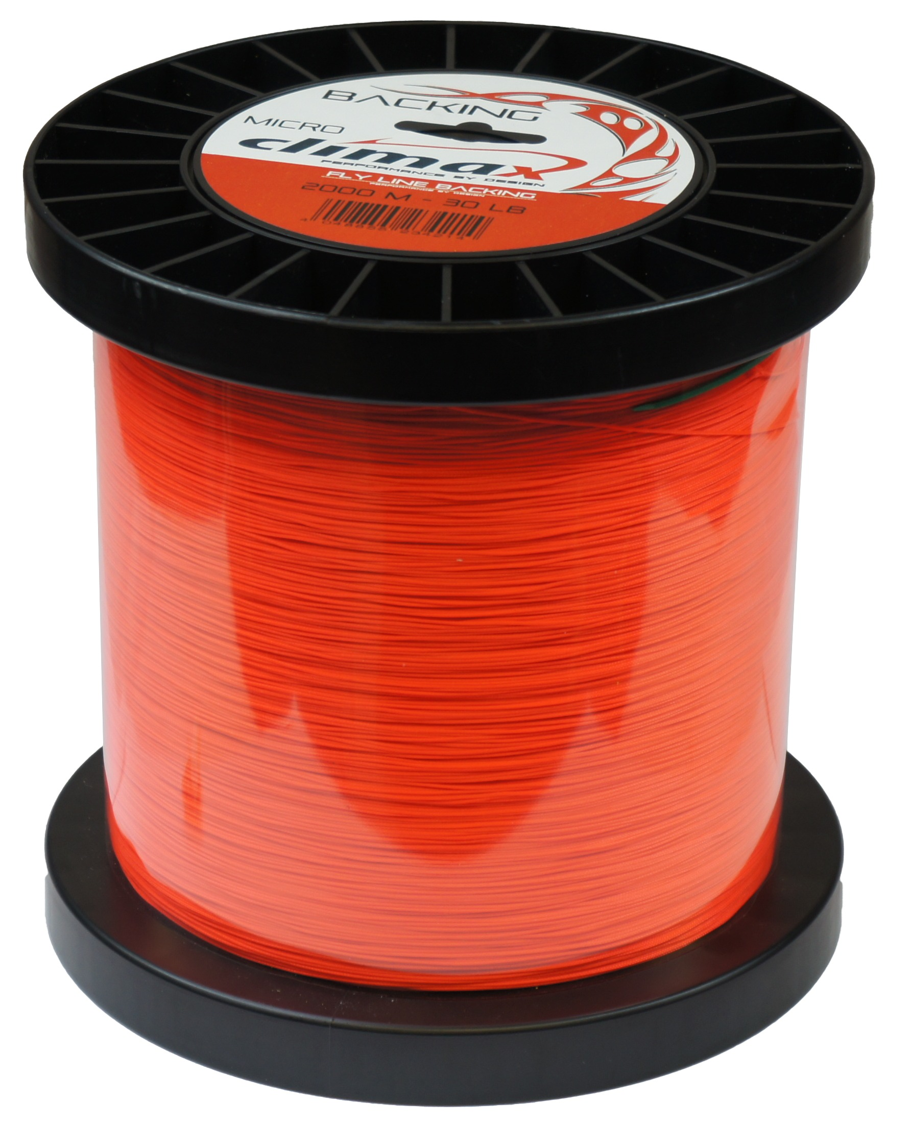 Climax micro fly line backing glasgow angling centre for Fly fishing backing