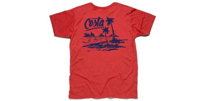 5a75a98f9b Costa Del Mar Beachside Short Sleeve T-Shirt – Glasgow Angling Centre
