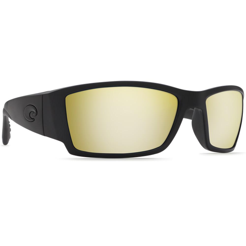 ab2a9907832 Costa Del Mar Corbina Sunglasses  Blackout Frame   Blue Mirror   Glass 400G