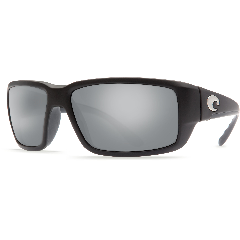 6f21c18a1e Costa Del Mar Fantail Sunglasses  Fantail Black Frame Green Mirror Glass  400G