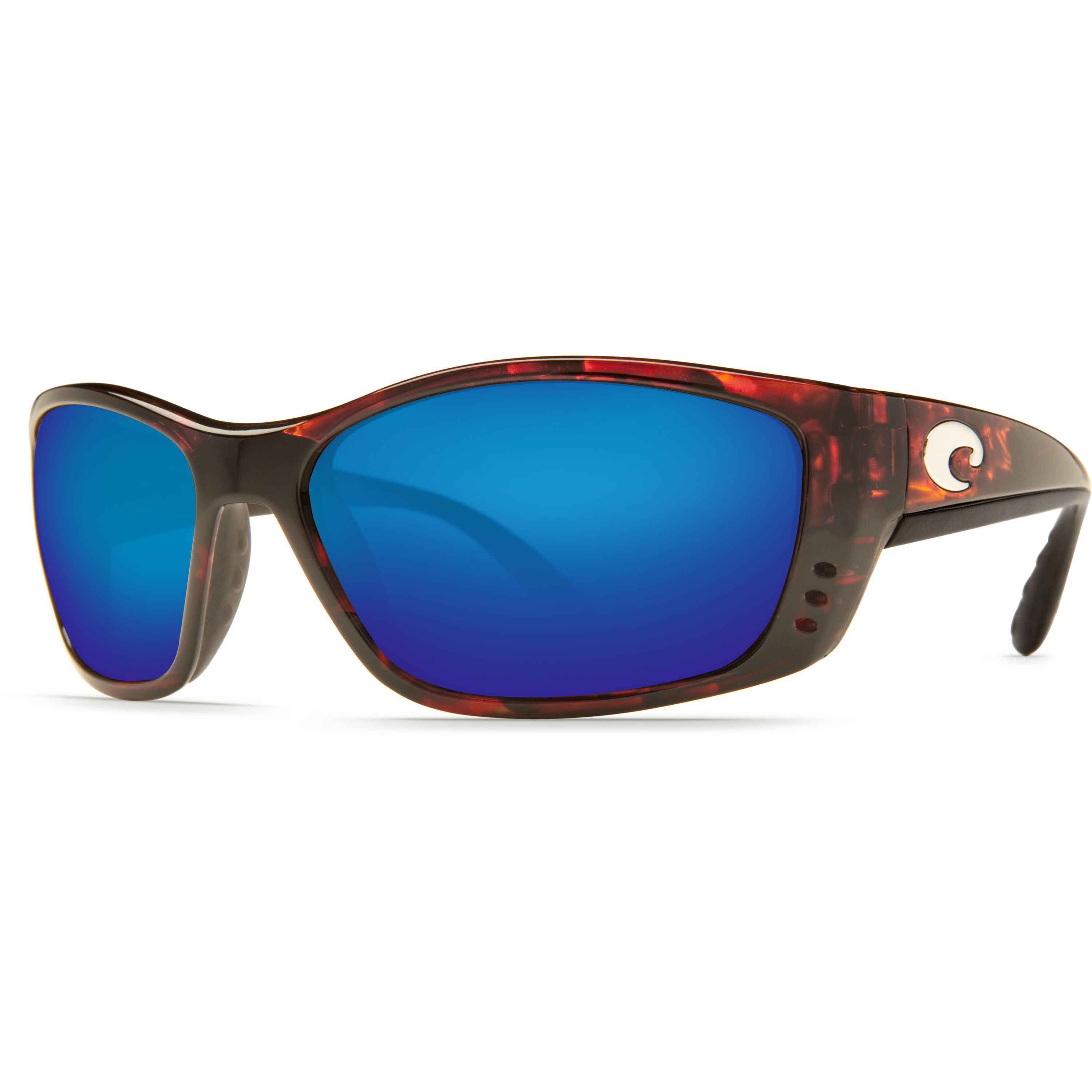 e4d0fdf46379d Costa Del Mar Fisch C-Mate Sunglasses. Ordered on request. £189.00 -  £209.00. CS2579 Tortoise Frame   Blue Mirror ...