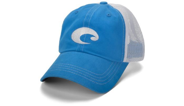 50eb7a0aa14 Costa Del Mar Costa Mesh Hat – Glasgow Angling Centre