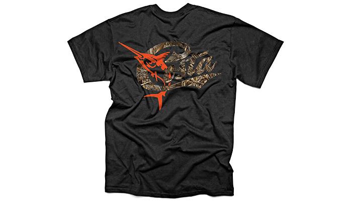Costa del mar retrocamo short sleeve t shirt glasgow for Costa fishing shirt