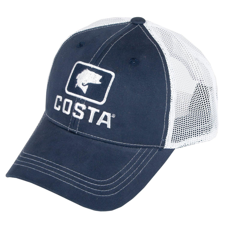 d538807358f Costa Del Mar Trucker XL Bass Cap – Glasgow Angling Centre