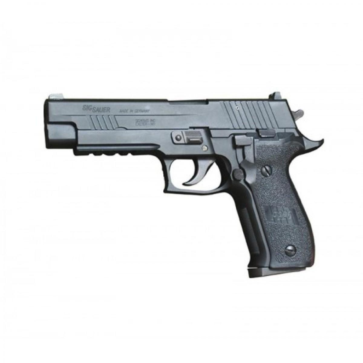 Cybergun Sig Sauer P226 X-Five Blow Back Pistol – Glasgow ...