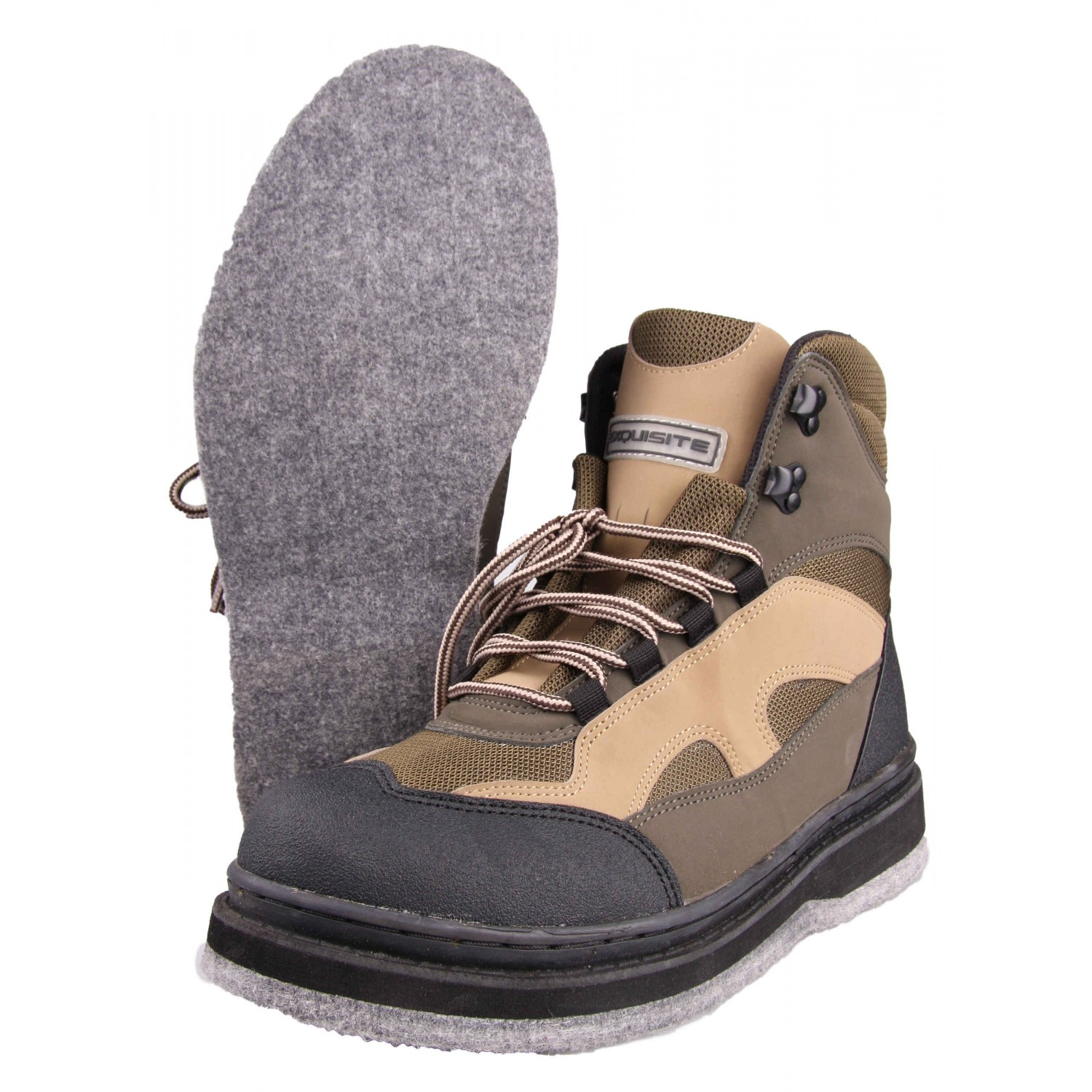 D A M Exquisite Wading Boots Felt Soles Glasgow Angling