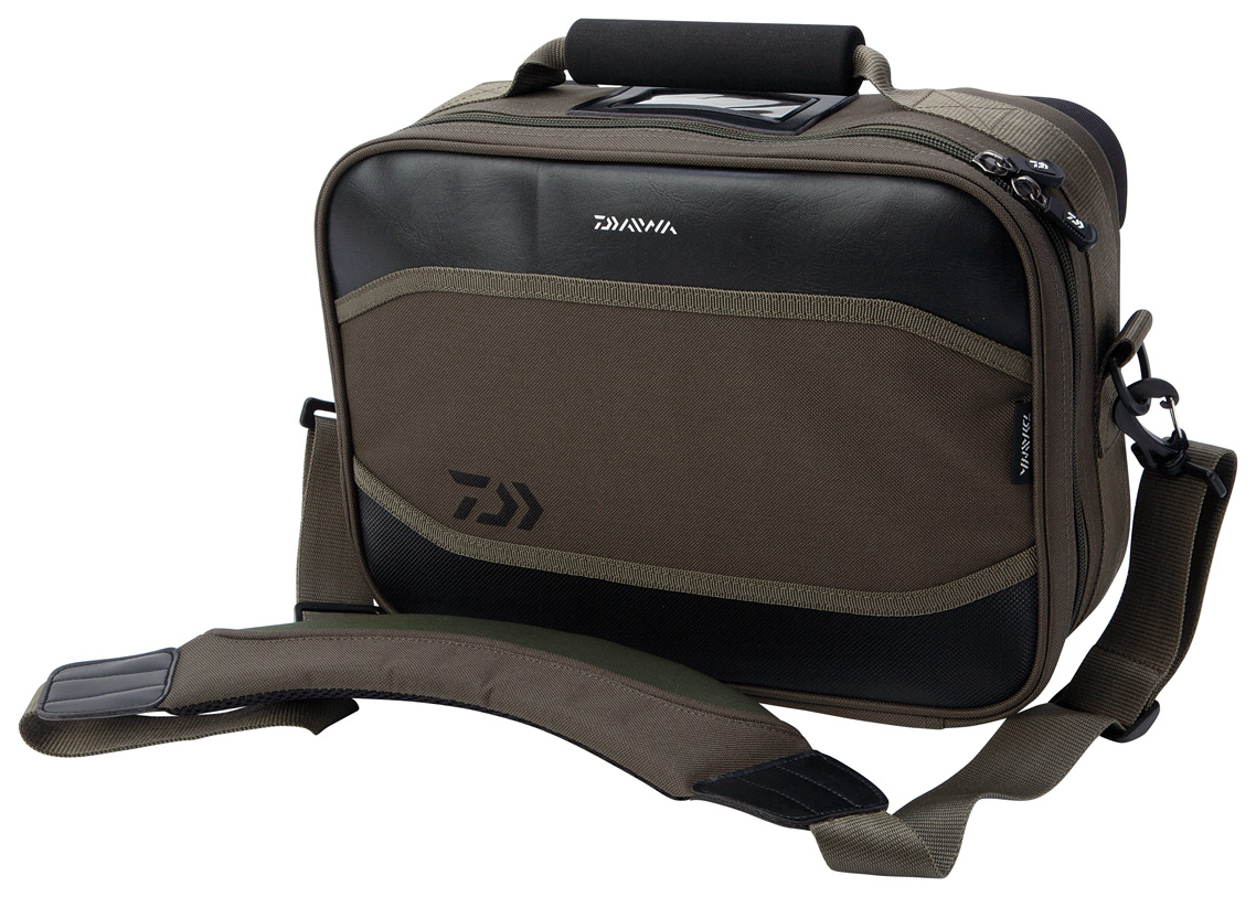 Daiwa Game 10 Comp Reel Case Glasgow Angling Centre