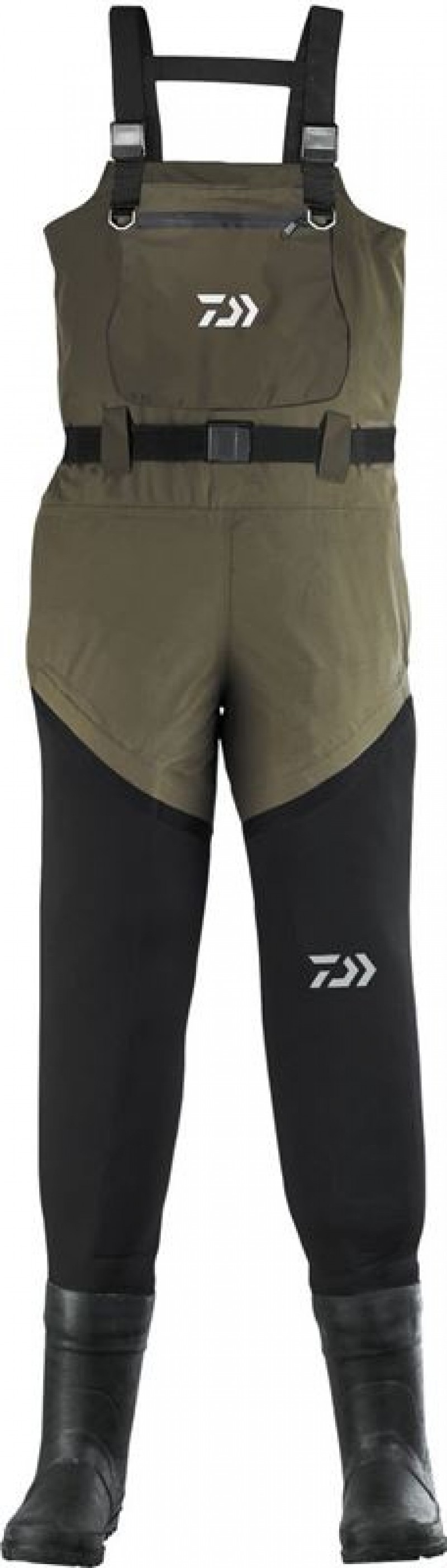 09d3005e993 Daiwa Hybrid Bootfoot Chest Wader – Glasgow Angling Centre
