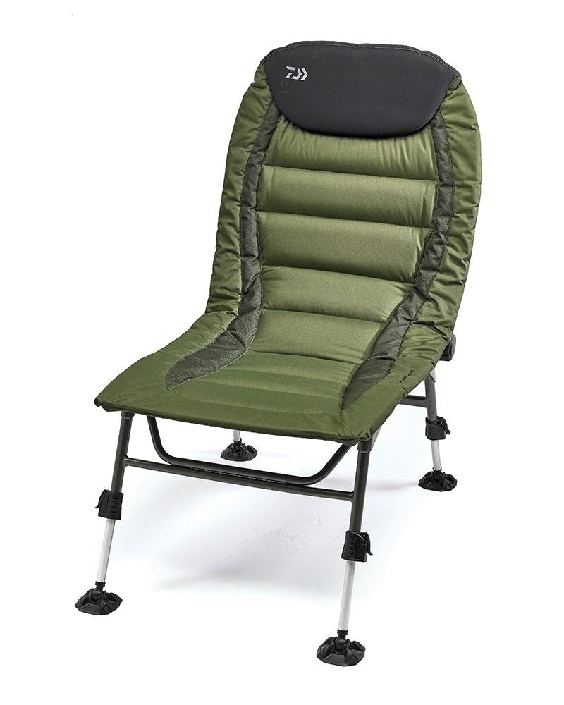 Daiwa Infinity Adjustable Aluminium Chair Glasgow