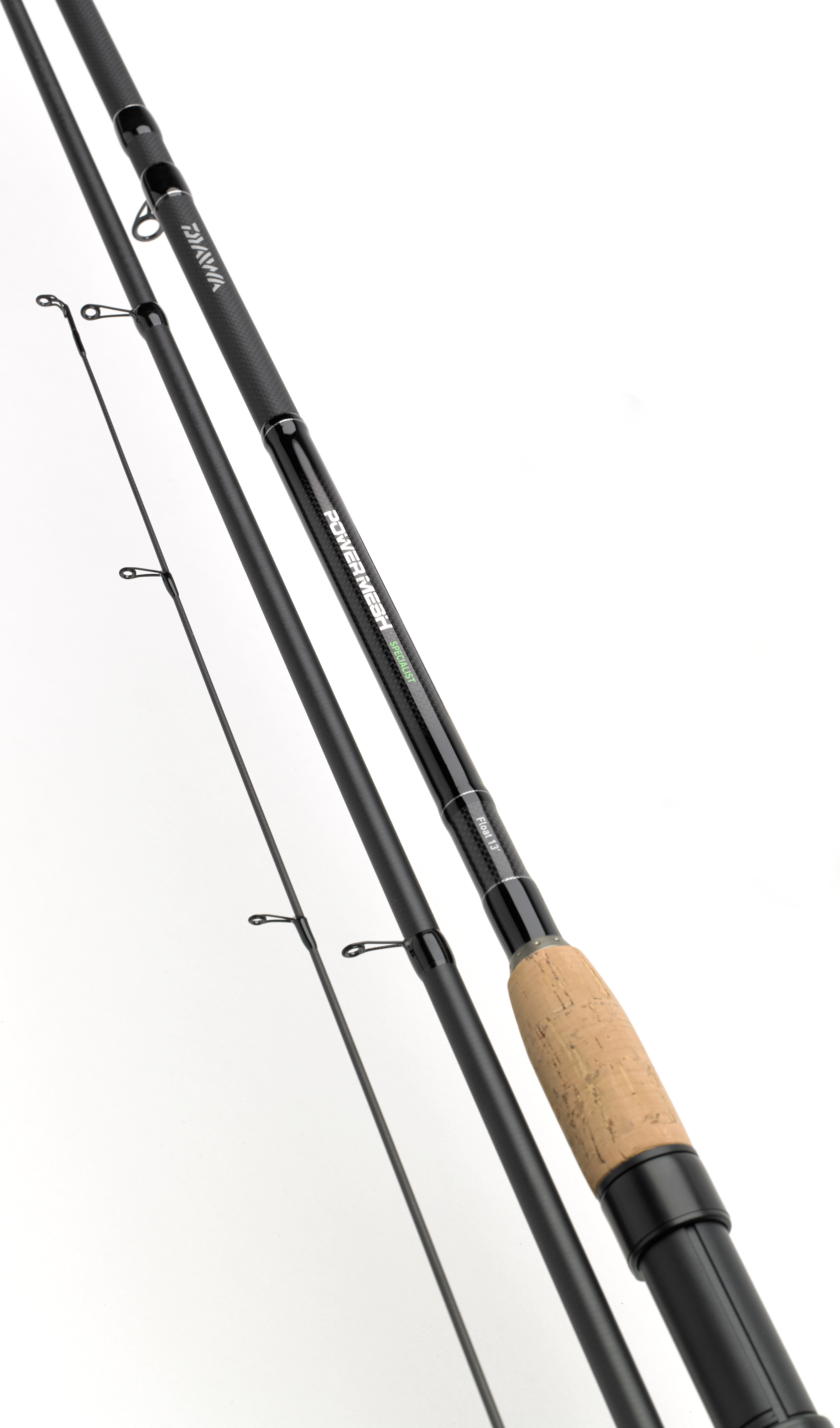 Daiwa powermesh specialist float and feeder rods glasgow for Float fishing rods