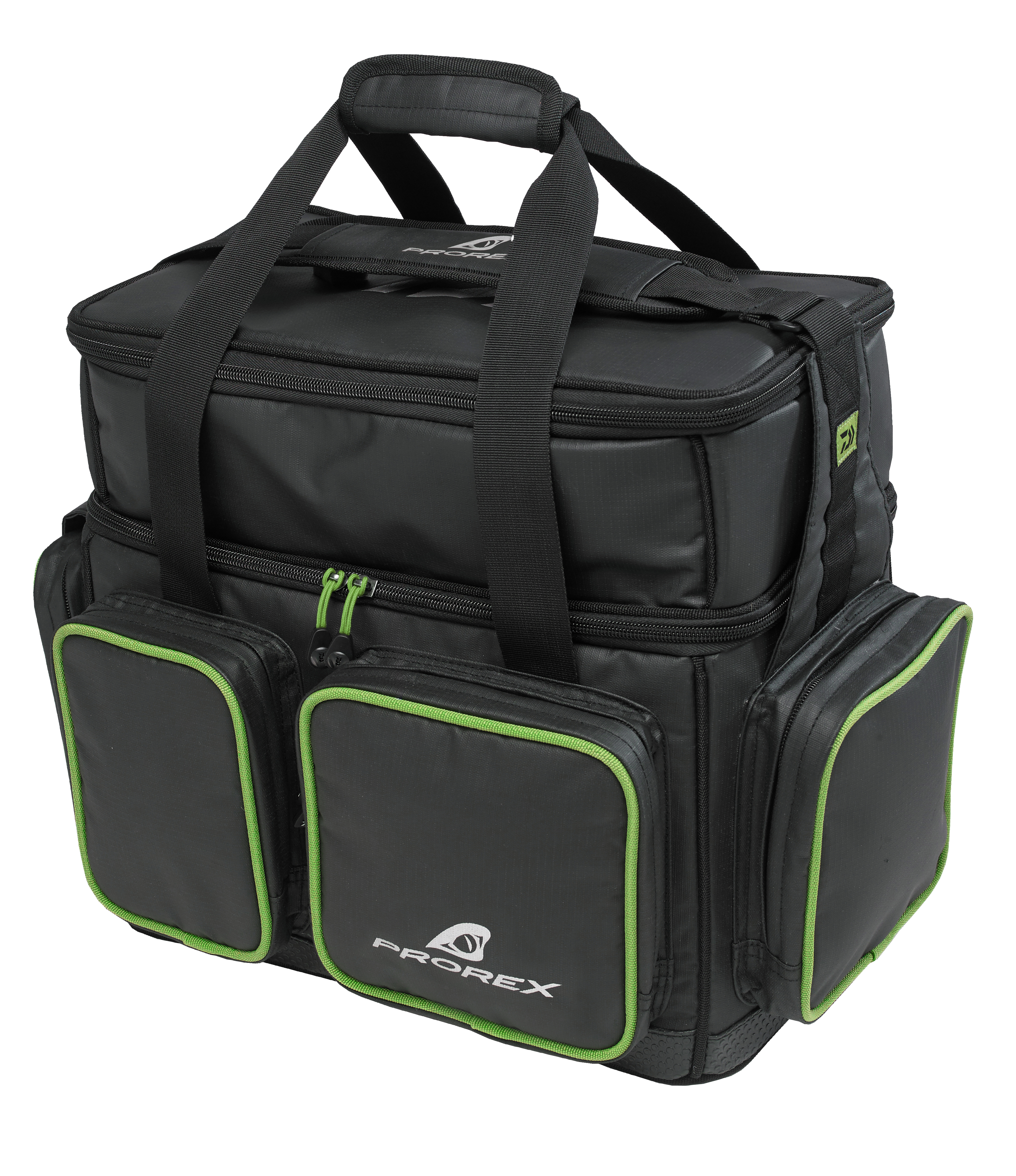 Daiwa prorex lure bag xl glasgow angling centre for Fishing tackle bags