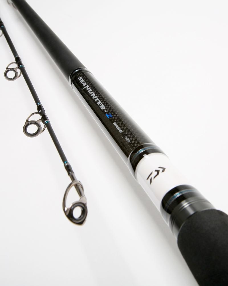 Daiwa seahunter z bass glasgow angling centre for Daiwa fishing rods