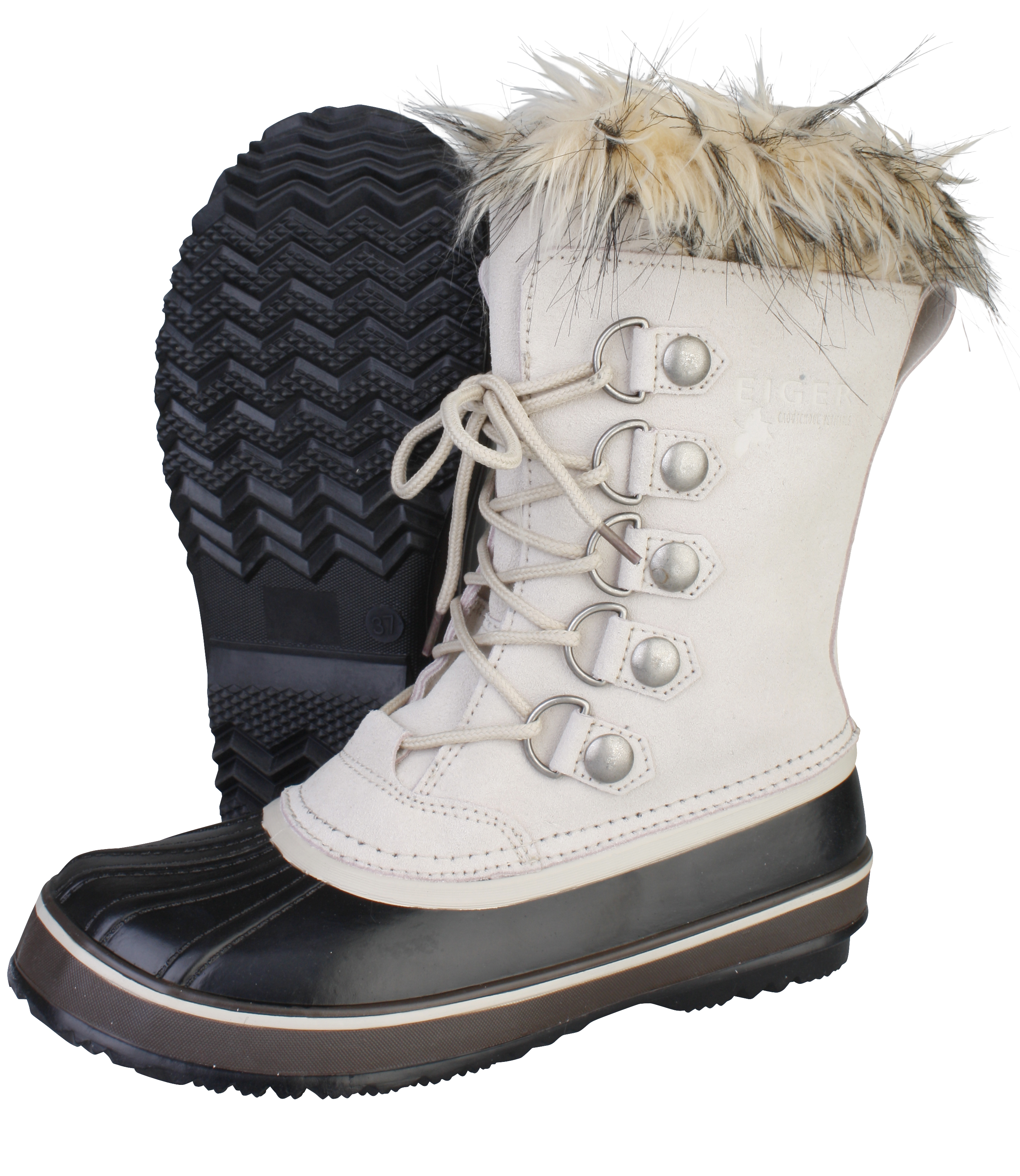 Eiger saga lady boot white sz38 5 glasgow angling centre for White fishing boots