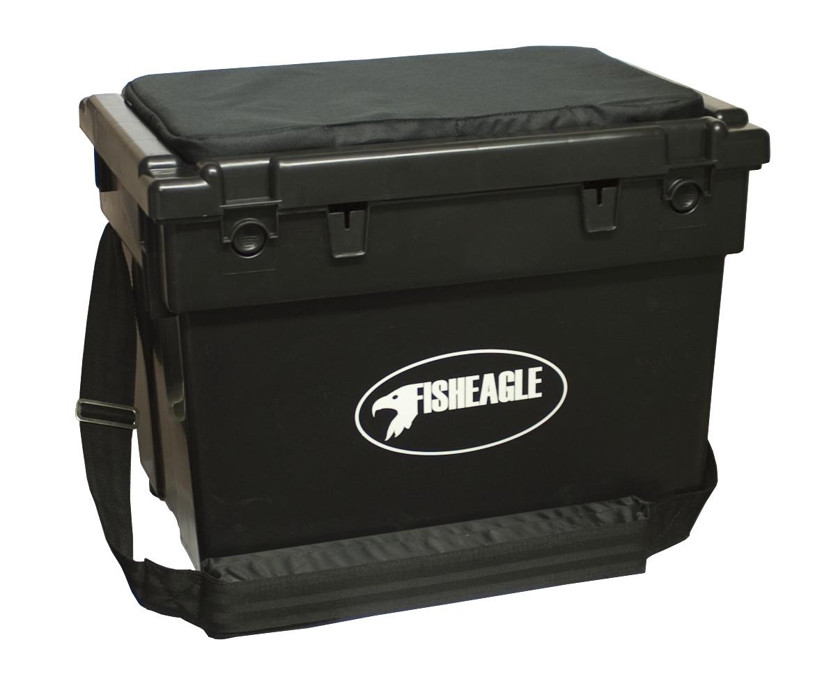 Fisheagle Complete Seat Box – Glasgow Angling Centre
