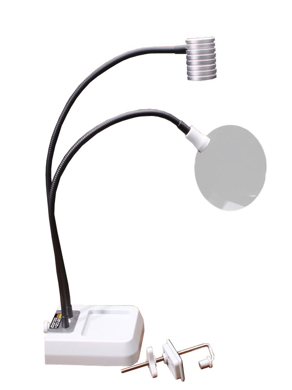 Prolite Led Fly Tying Pro Lite With Magnifier Glasgow