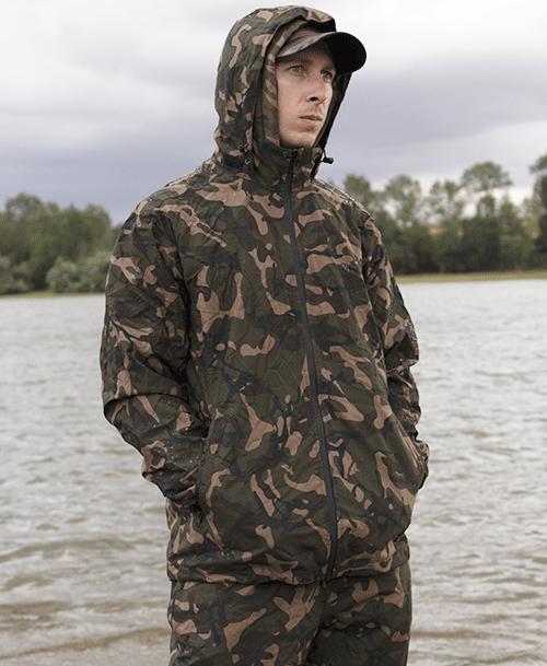 Fox Chunk LW Lightweight RS 10k Camo Trousers All Sizes  Carp Fishing Clothing