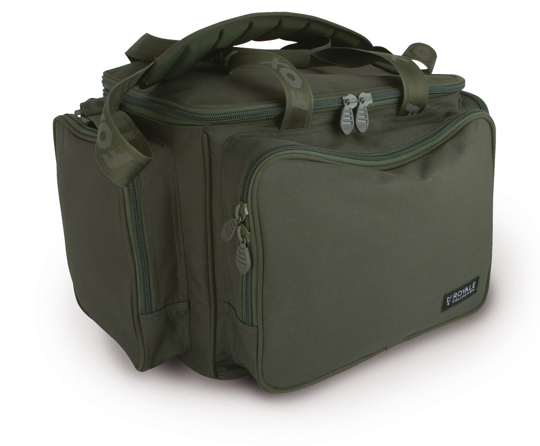 Fox royale bait bag glasgow angling centre for Fishing tackle grab bag