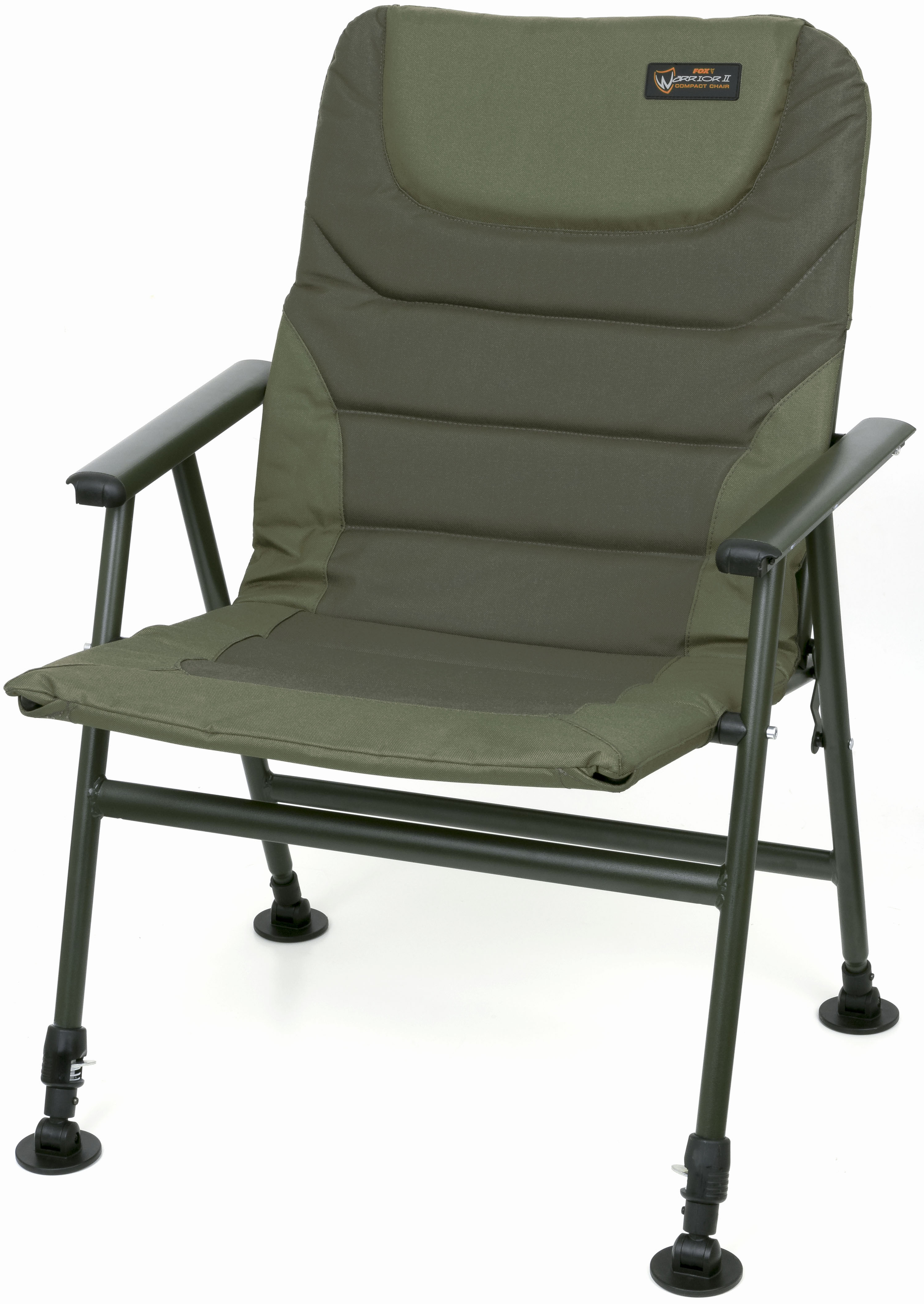 Fox Warrior Ii Compact Chair Glasgow Angling Centre