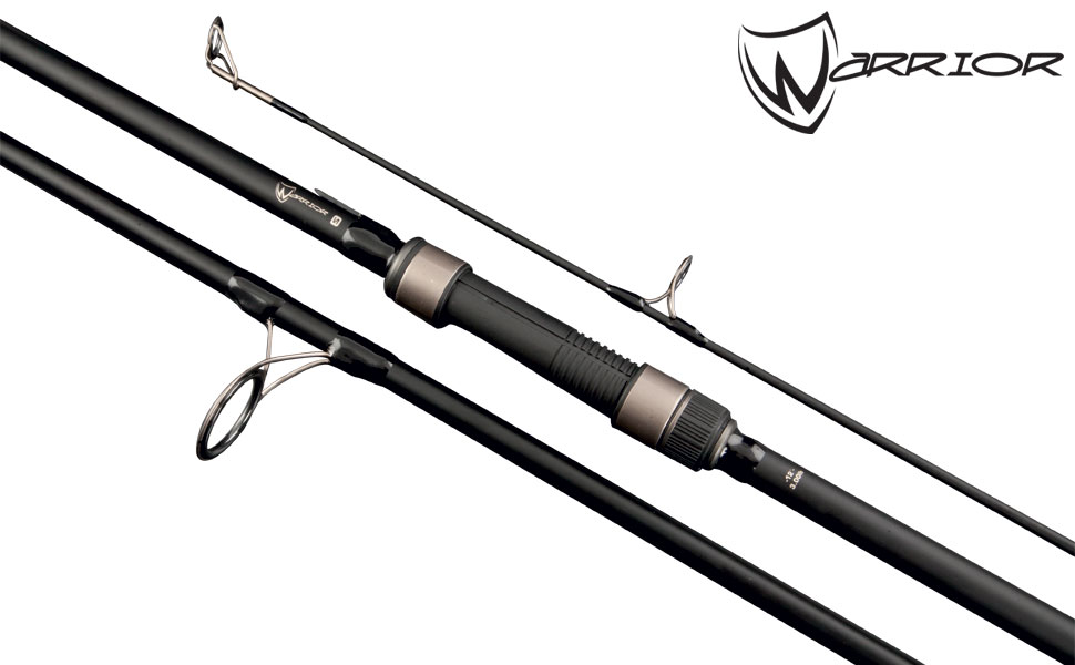 Fox warrior s 12ft compact rod glasgow angling centre for Compact fishing rod