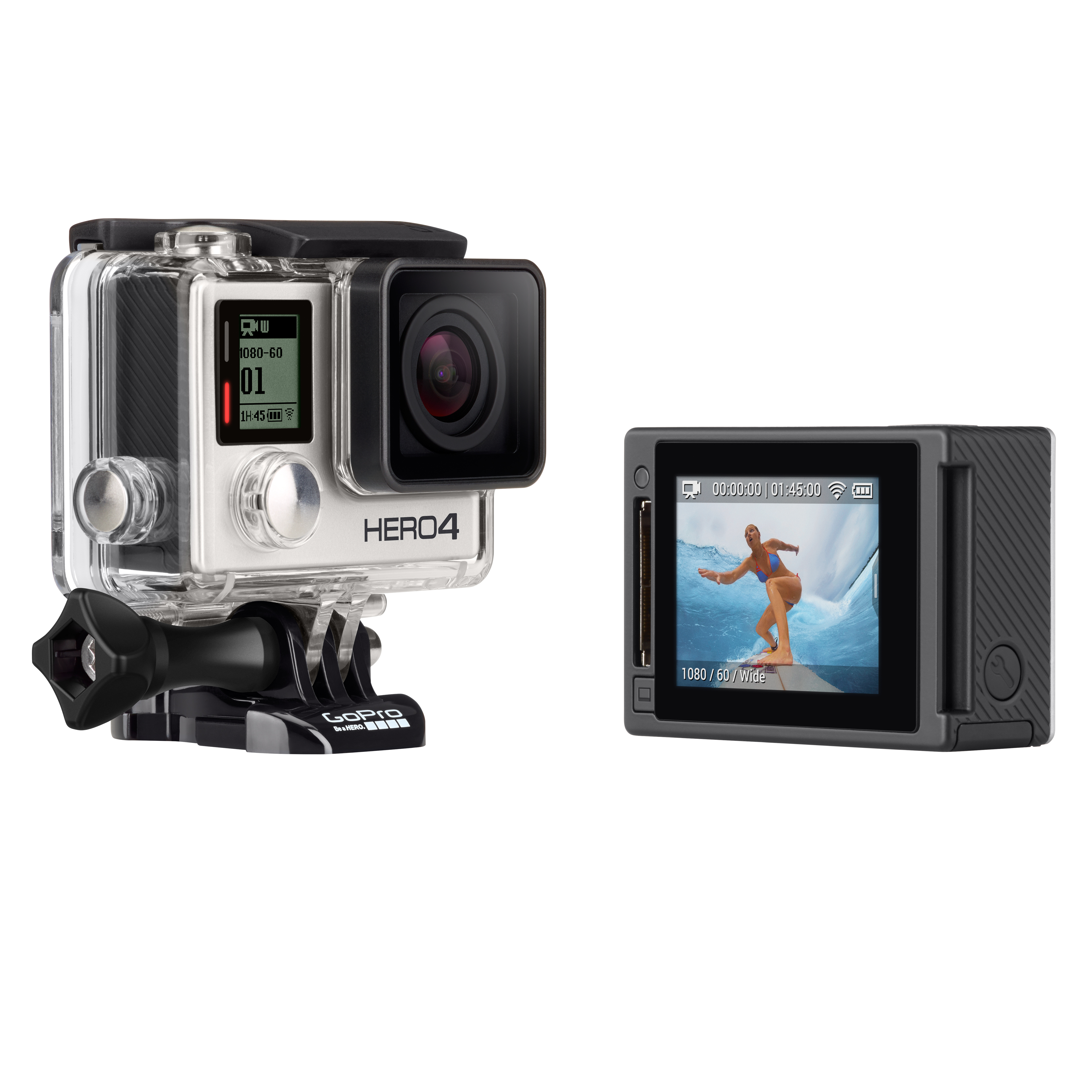 gopro hero4 silver edition glasgow angling centre. Black Bedroom Furniture Sets. Home Design Ideas
