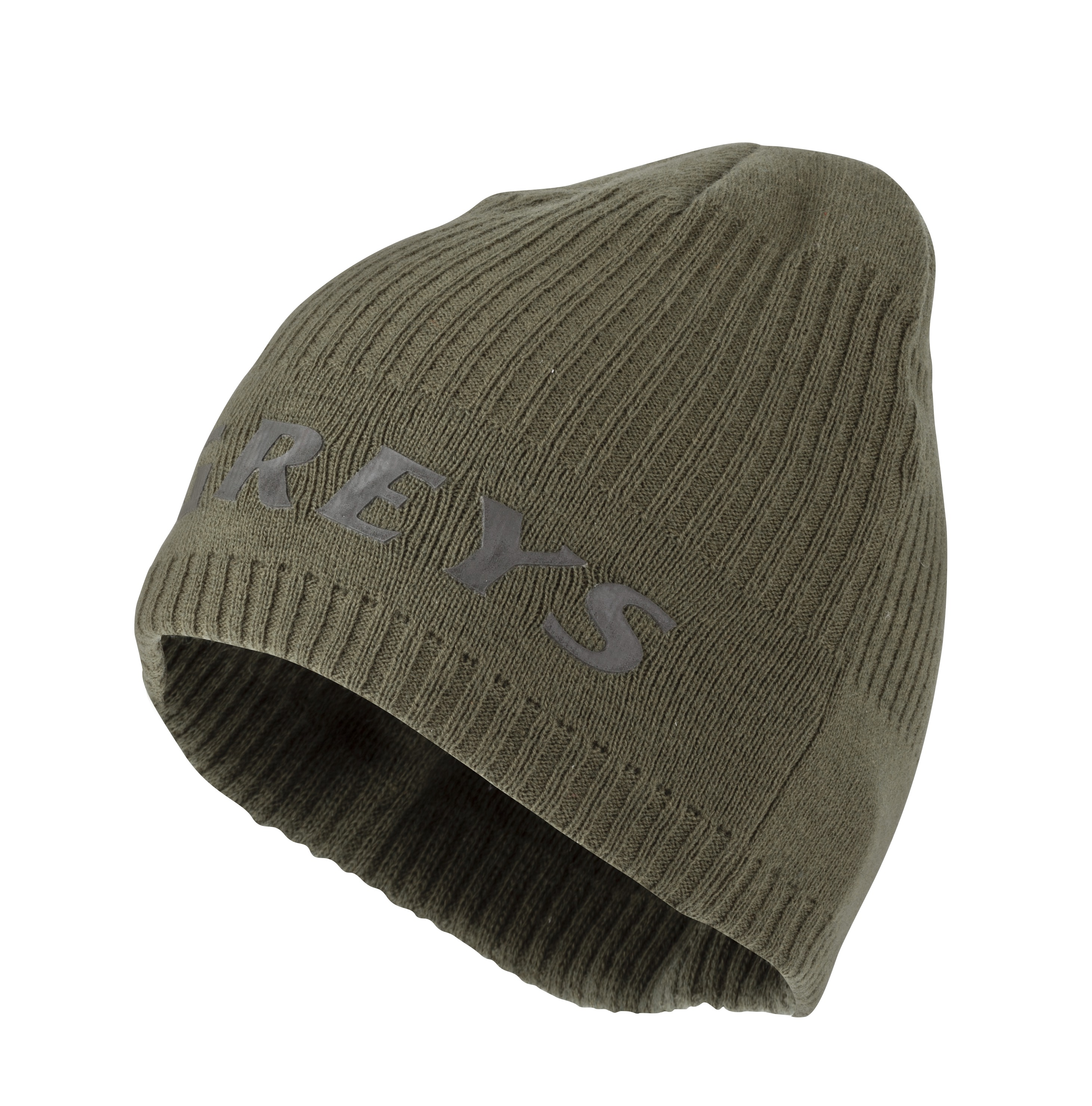 ab6840d6fde1af Greys Cotton Beanie - Strata Green – Glasgow Angling Centre