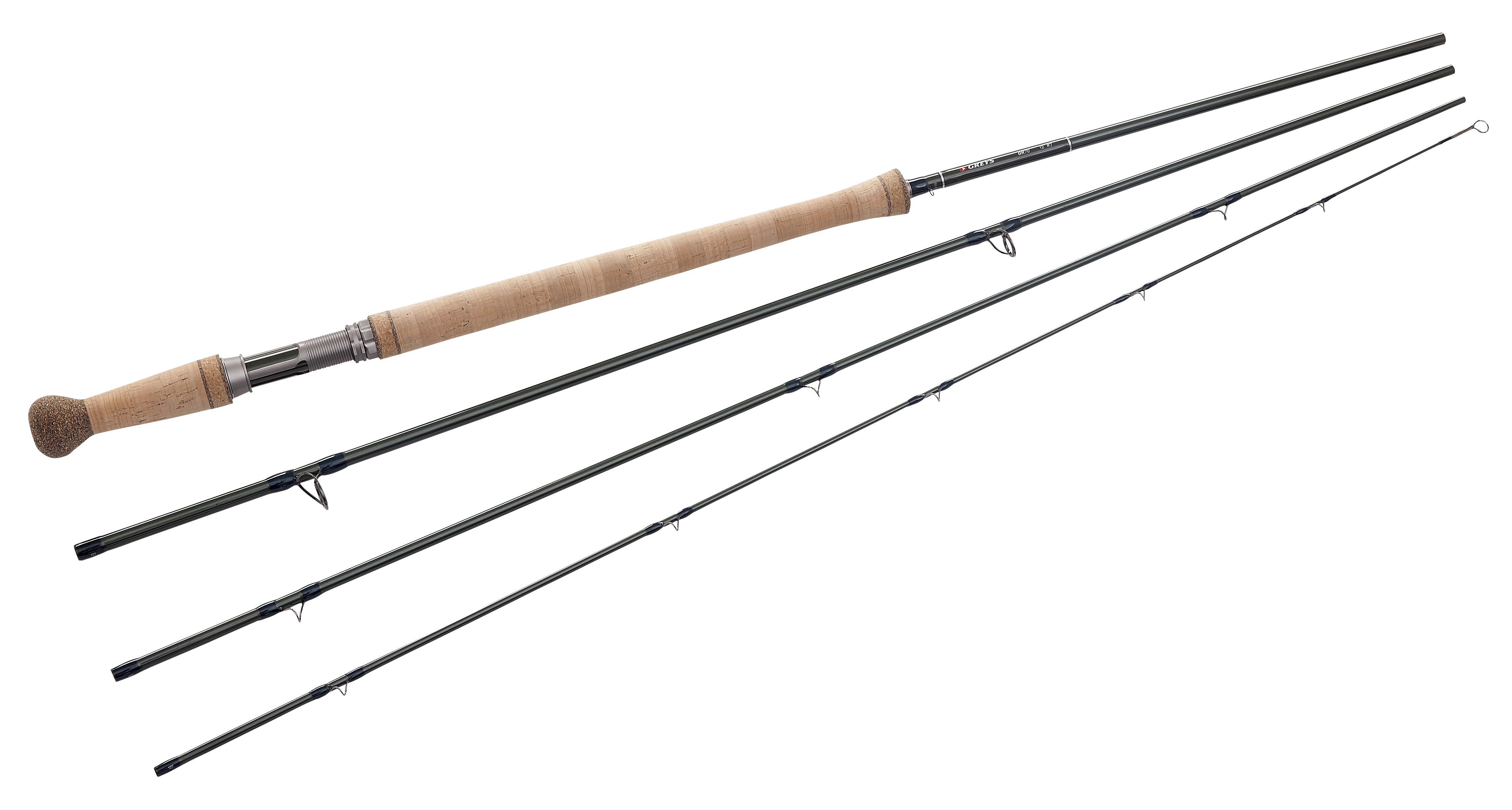 Greys gr70 double hand fly rod glasgow angling centre for Fly fishing rods