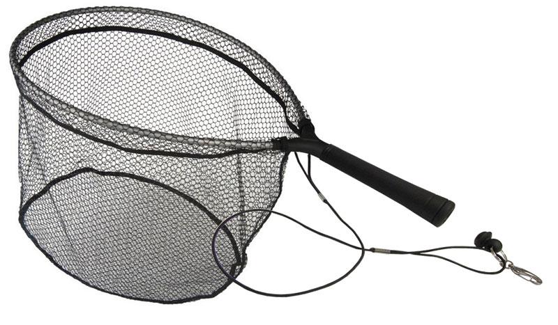 Greys NEW GS Scoop Rubber Knot-less Mesh Range of Fly Fishing Landing Net