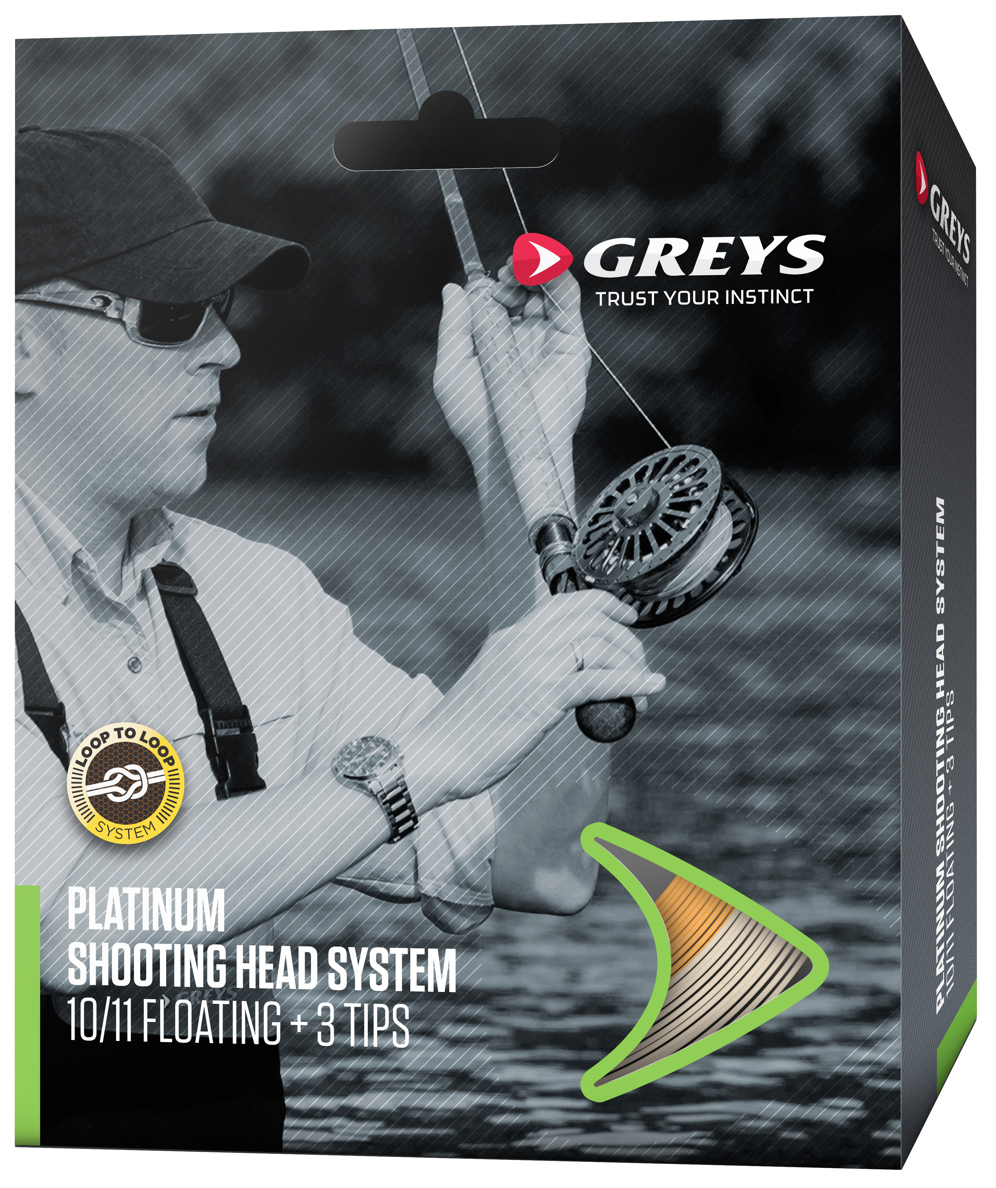 Greys Platinum Floating Fly Line CLEARANCE SALE