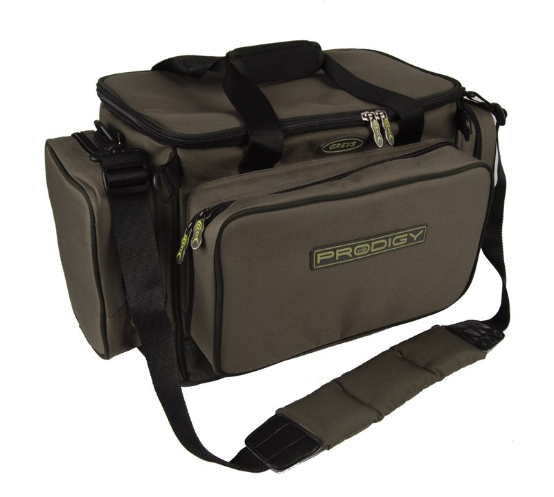 Angelsport Greys Prodigy Carryall and Net Bag