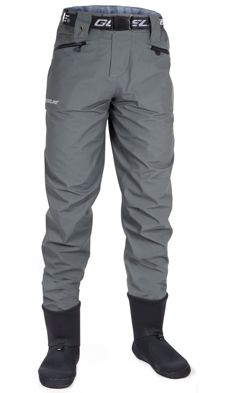 Guideline diver sonic waist wader glasgow angling centre for Best fly fishing waders