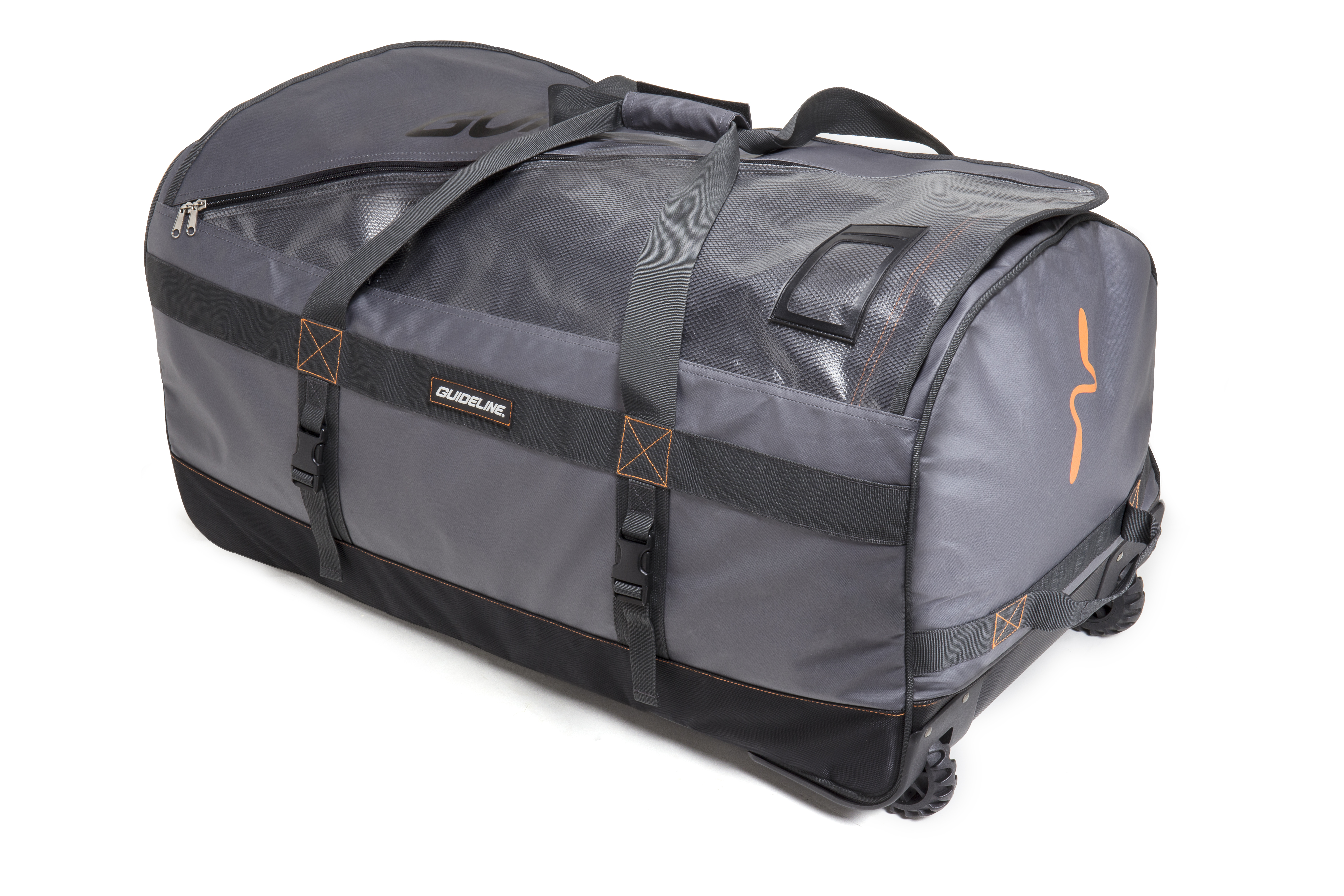 Guideline gl travel bag glasgow angling centre for Fly fishing luggage