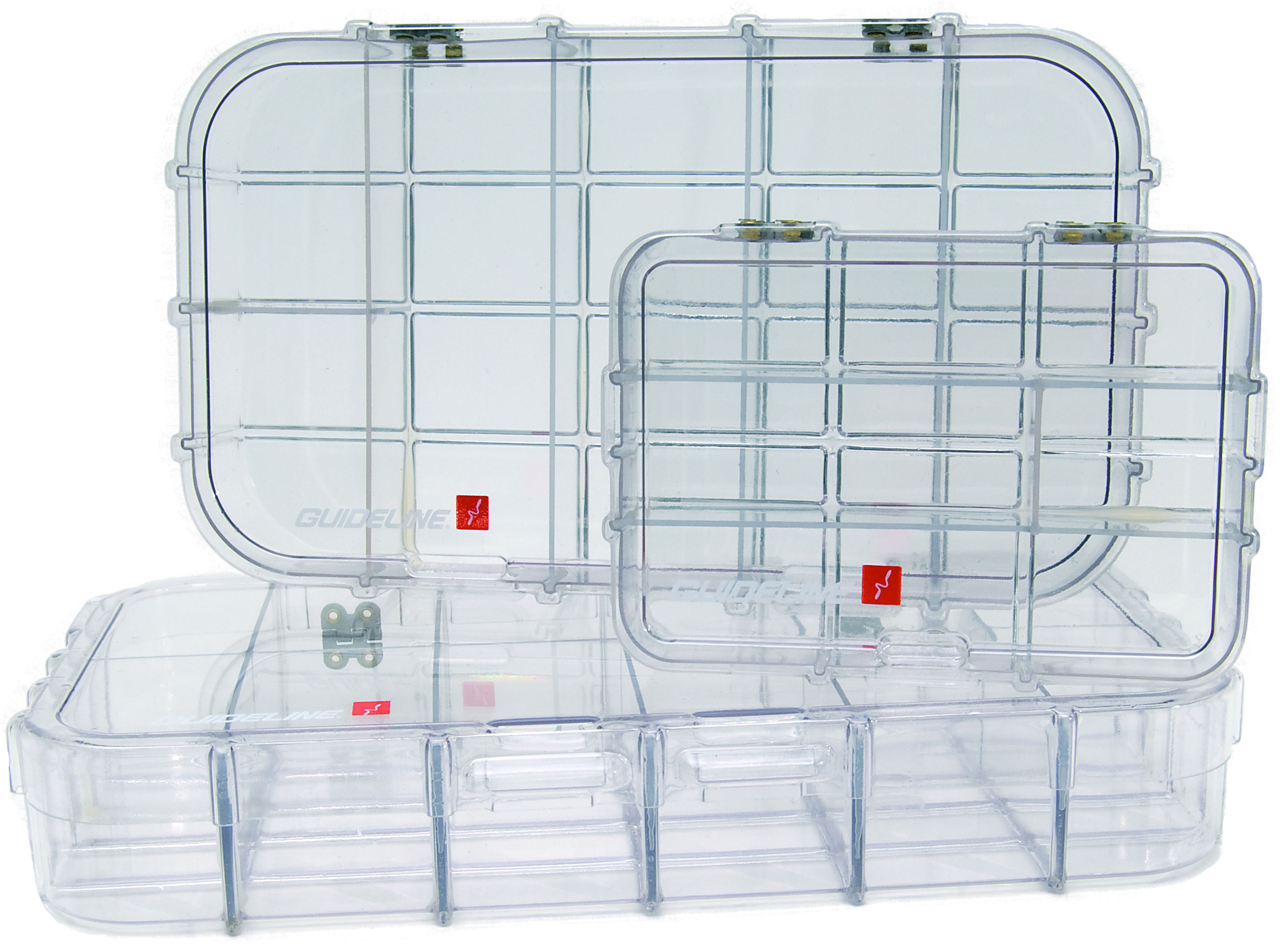 Guideline dewitt fly boxes glasgow angling centre for Fly fishing box