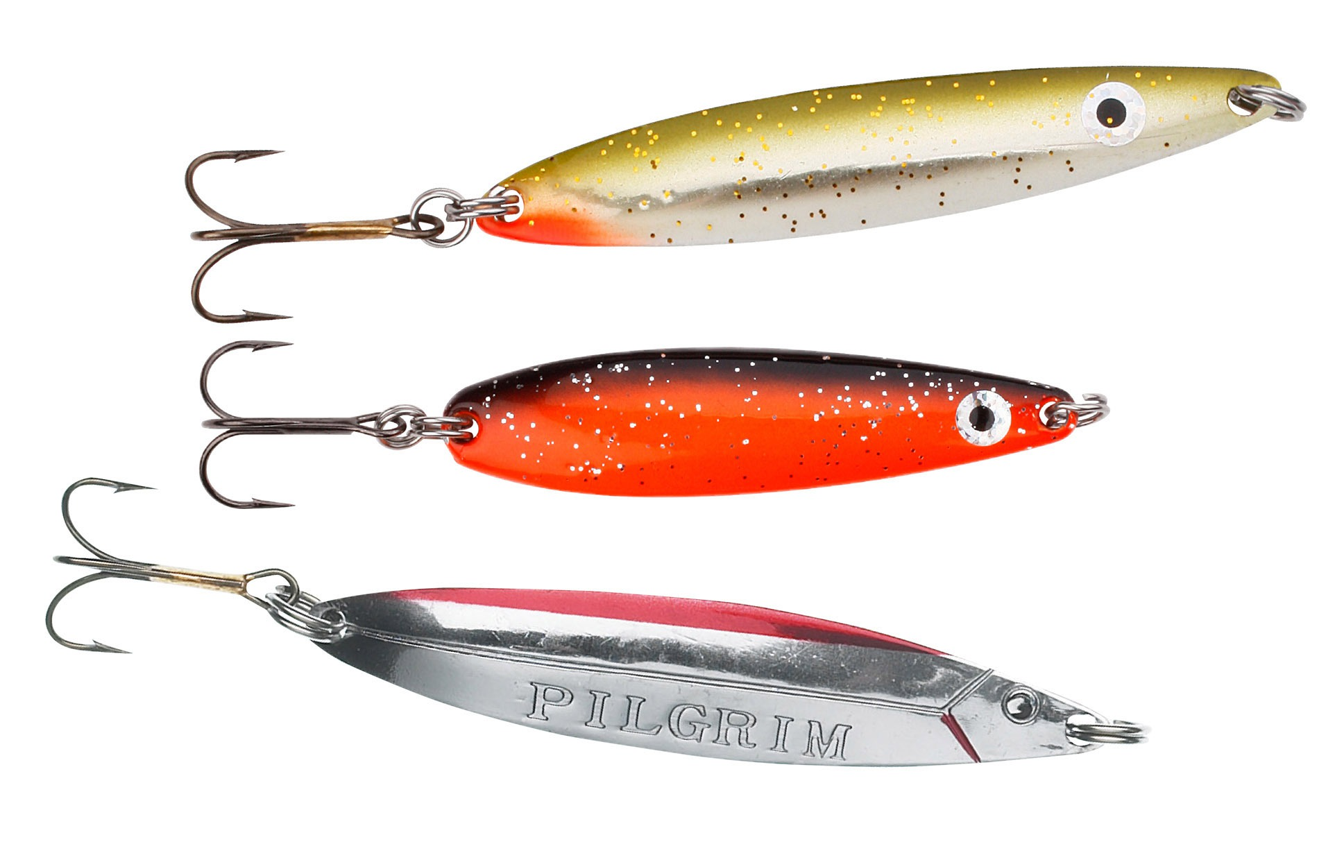 Hansen lure 3 packs glasgow angling centre for Ocean fishing lures