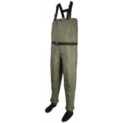 Hardwear pro breathable chest waders glasgow angling centre for Chest waders for fishing