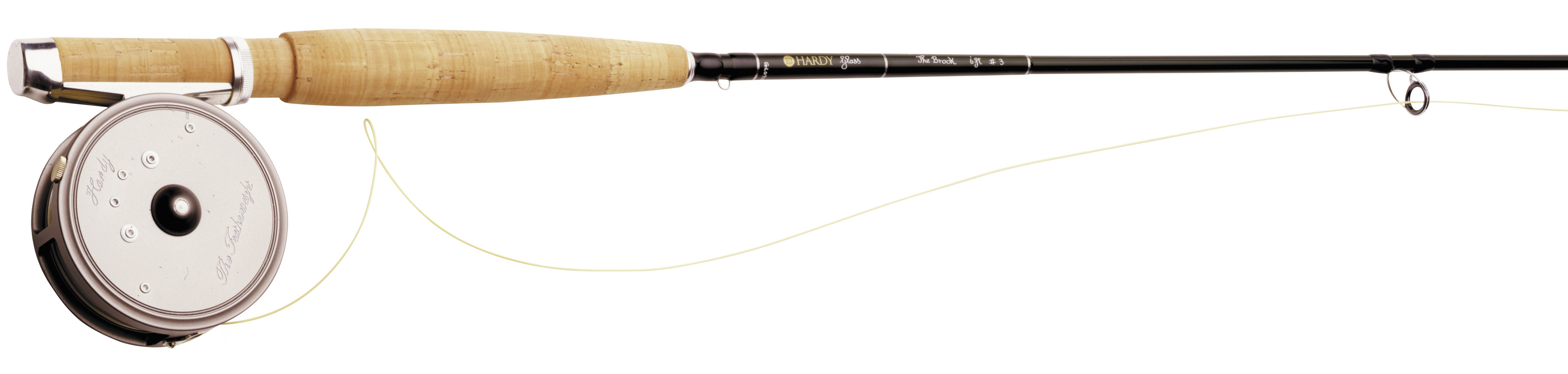 Hardy fly rods glasgow angling centre for Glass fishing rods