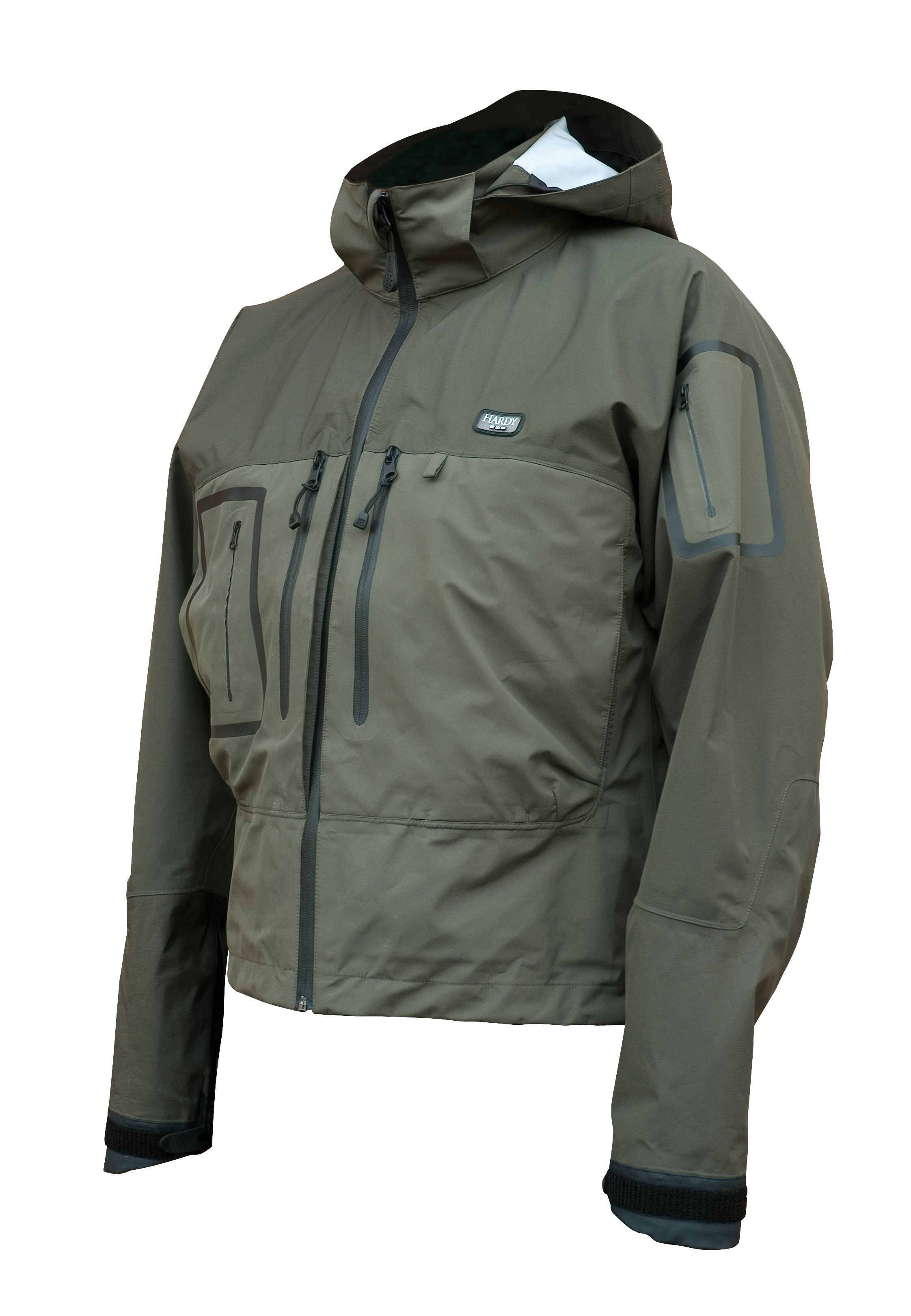 Fishing jackets glasgow angling centre for Fly fishing rain jacket