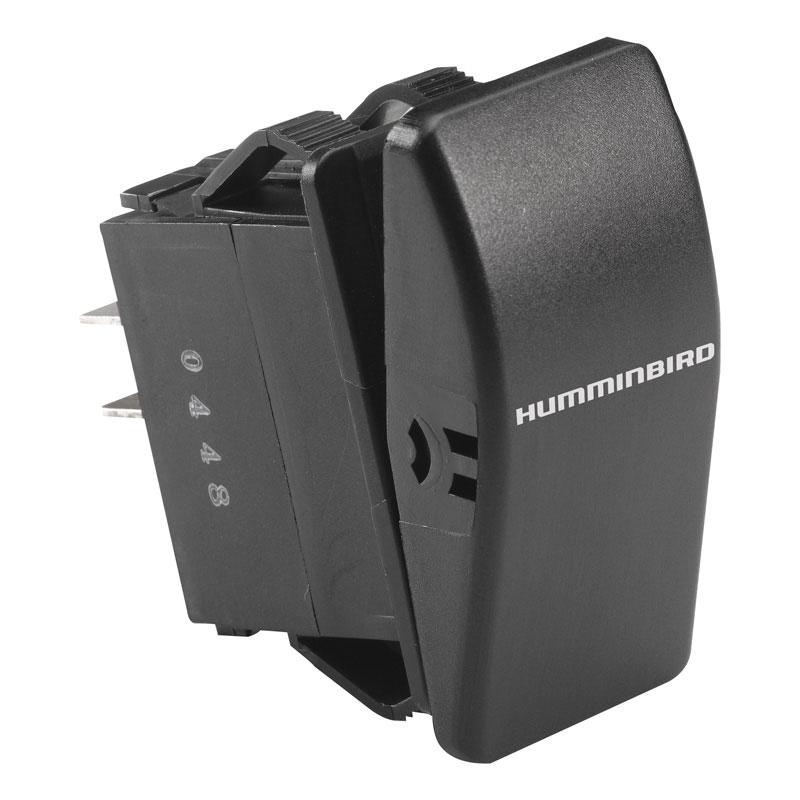 how to use humminbird 535