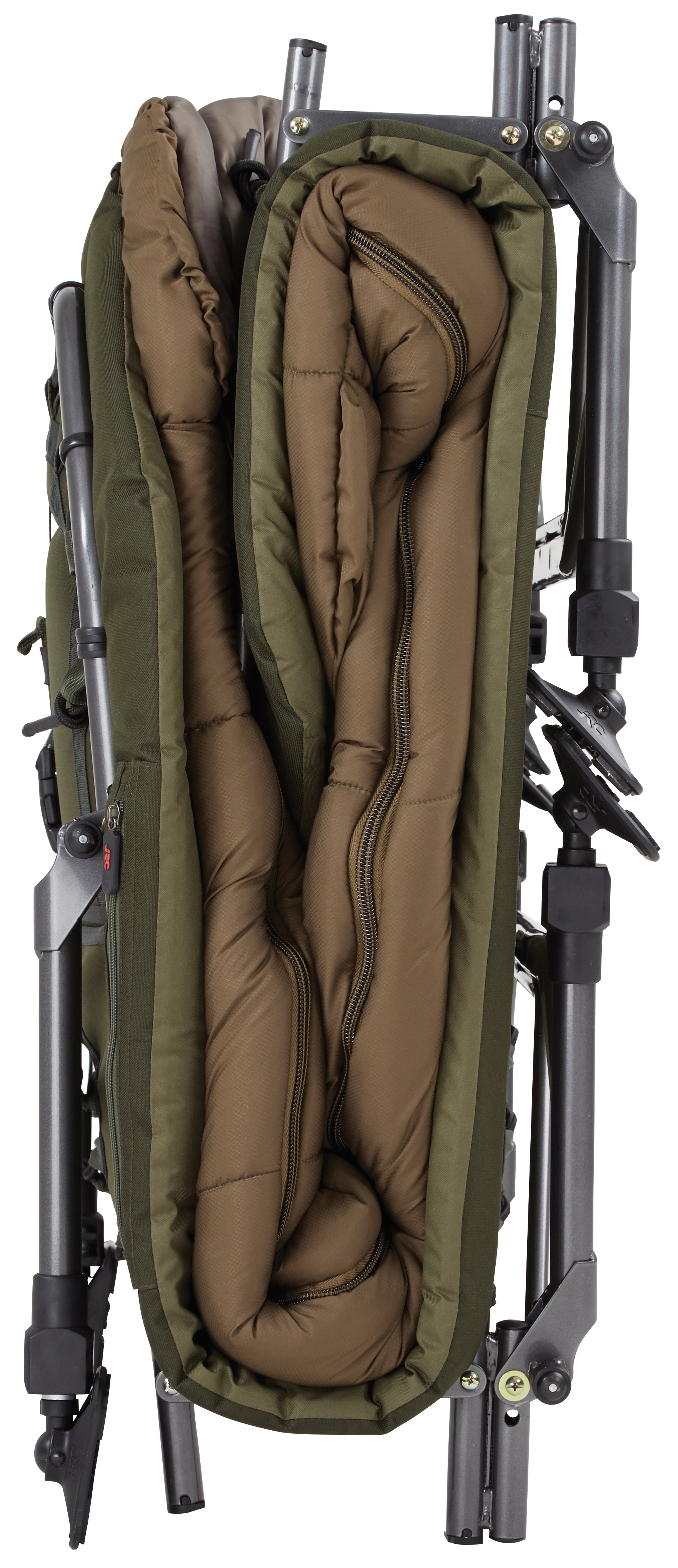 JRC Cocoon 2G Levelbed Fishing Bedchair XL Size 1378290