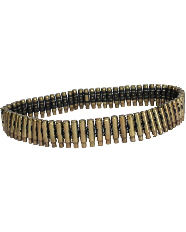 Kombat Machine Gun Bullet Belt 110cm 42in – Glasgow ...