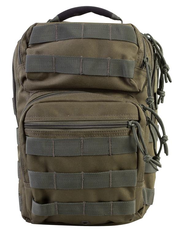 Kombat Mini MOLLE Recon Shoulder Bag (10 Litre) – Glasgow Angling Centre ea1beb650e